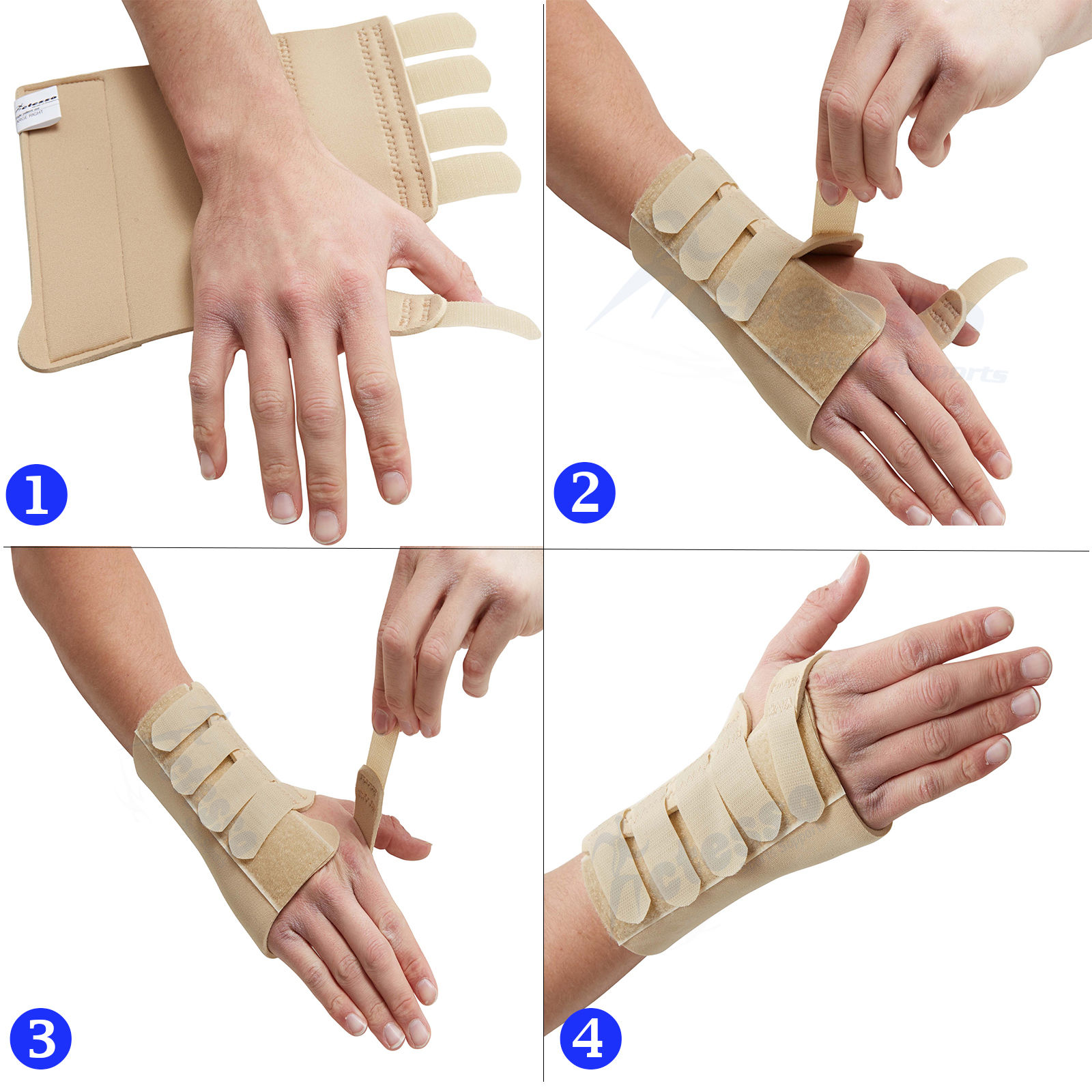 "the medical description of the carpal tunnel syndrome The carpal solution is patented medical technology  ""after 20 years of suffering with carpal tunnel syndrome, i had tried everything short of surgery,."