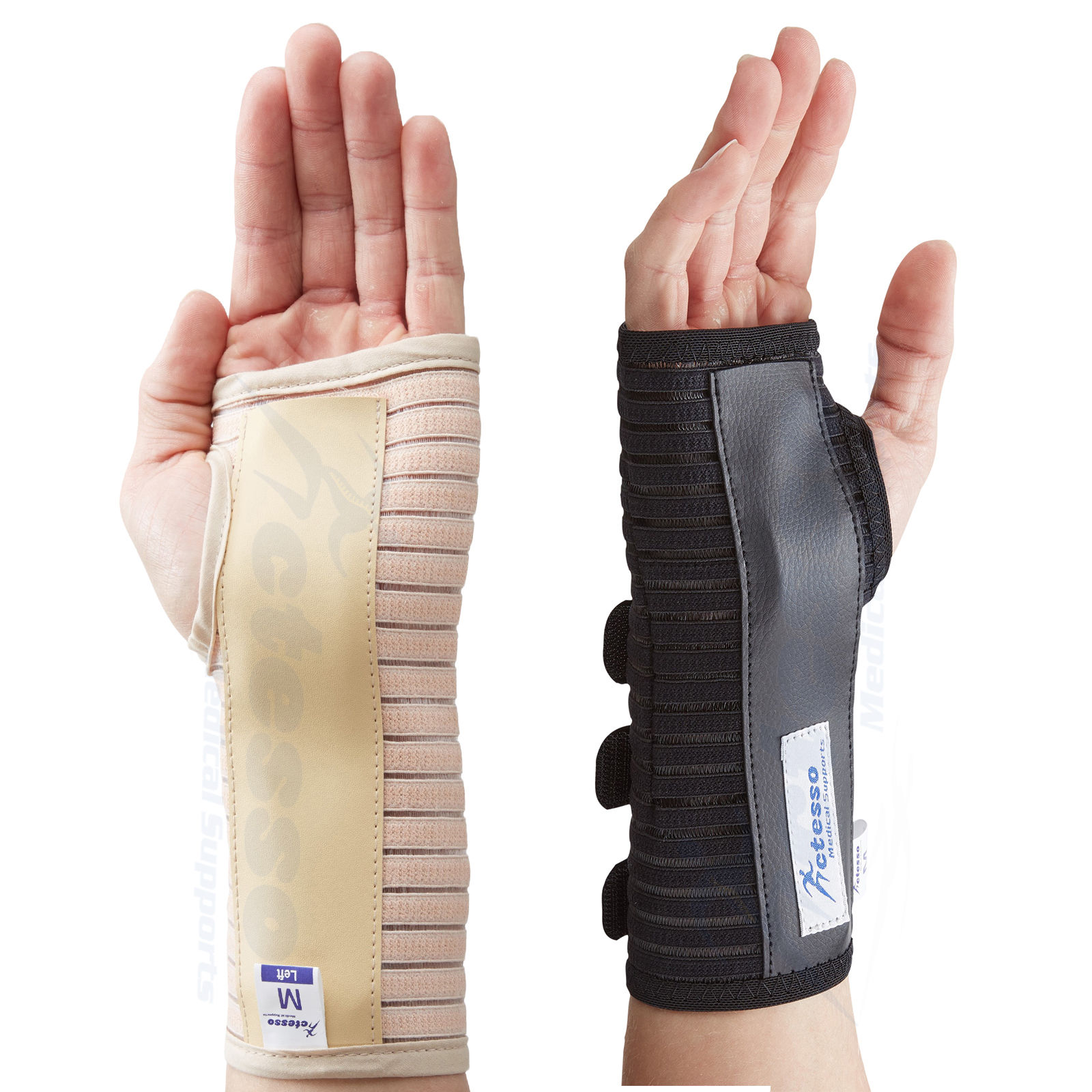 Motorcycle gloves carpal tunnel syndrome -